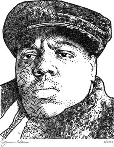 Biggie Smalls Mugcut