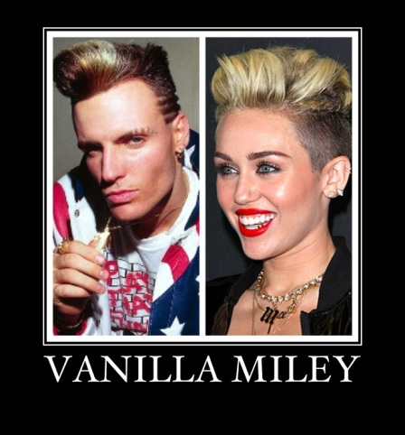 Vanilla Miley